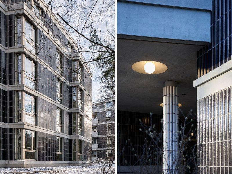 Michael Meier und Marius Hug Architekten: Bellariarain residential development - best architects 22 in Gold