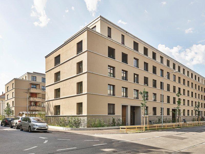 W2H Architekten: Neubau Wylerhof, Bern - best architects 22