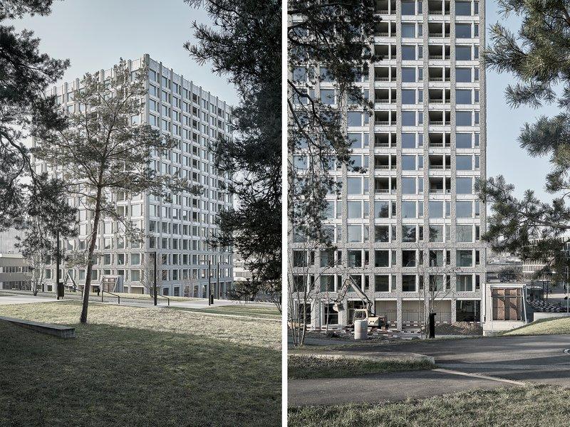 Schneider & Schneider Architekten: Hochhaus Centurion Tower - best architects 22