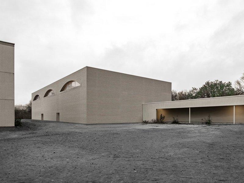 Schulz und Schulz: Sports hall Coppi-Gymnasium, Berlin - best architects 22
