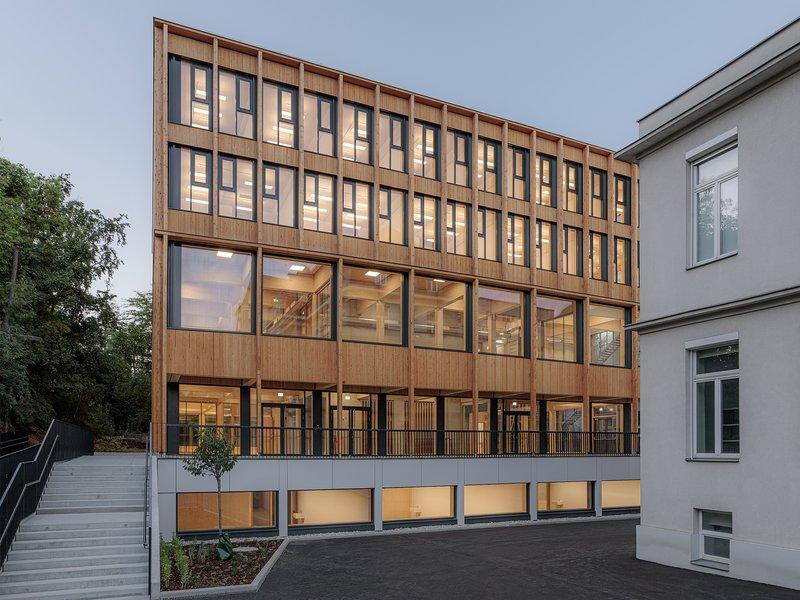 SWAP Architektur: BOKU Ilse Wallentin Haus, Bibliotheks- und Seminarzentrum, Universität für Bodenkultur, Wien - best architects 22