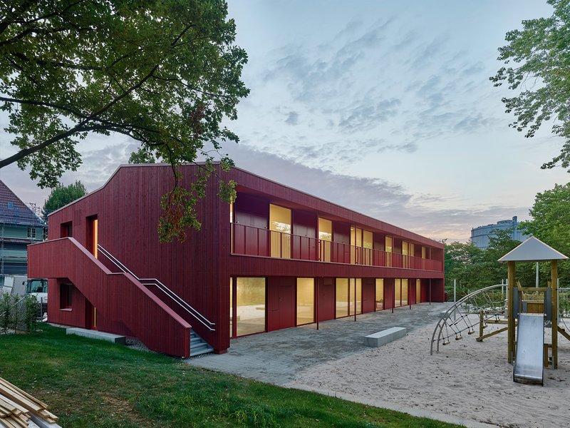 Birk Heilmeyer und Frenzel Architekten: Kita im Park - best architects 22