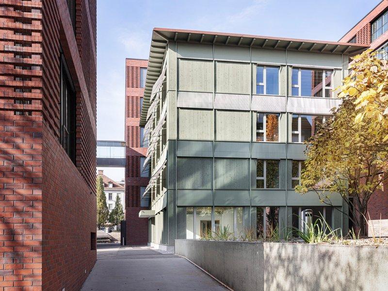 Bhend & Schlauri Architekten: Careum Research and Education Building - best architects 22