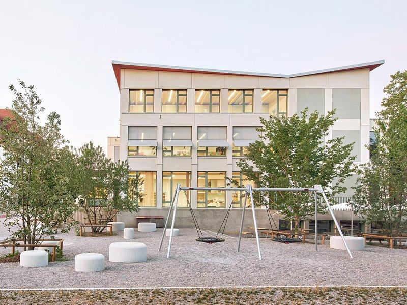 camponovo baumgartner architekten: Neubau Betreuungsgebäude Aemtler D - best architects 22