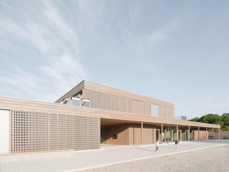 SPREEN ARCHITEKTEN: Haus für Kinder Kirchheim - best architects 22