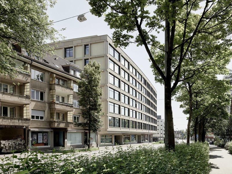 Schneider & Schneider Architekten: Laborgebäude, Universität Bern - best architects 22