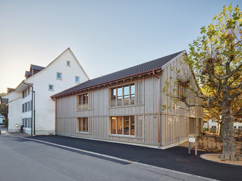 Kast Kaeppeli Architekten: Doppelkindergarten Sissach - best architects 22