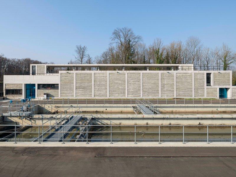 Liechti Graf Zumsteg Architekten: Wasserschloss wastewater treatment plant  - best architects 22