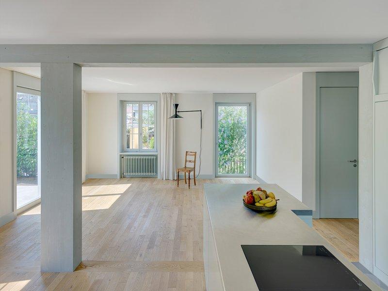 Aita Flury architektin Parameter Architekten GmbH: House Segat  - best architects 22