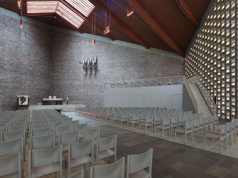 Kastner Pichler Architekten: Umbau Jesus-Christus-Kirche - best architects 22