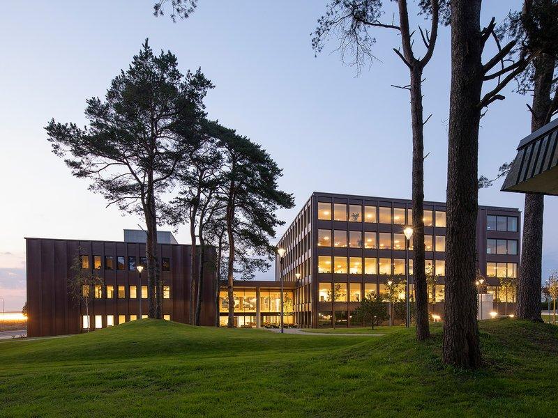 Longva arkitekter: Rathaus Sola - best architects 22