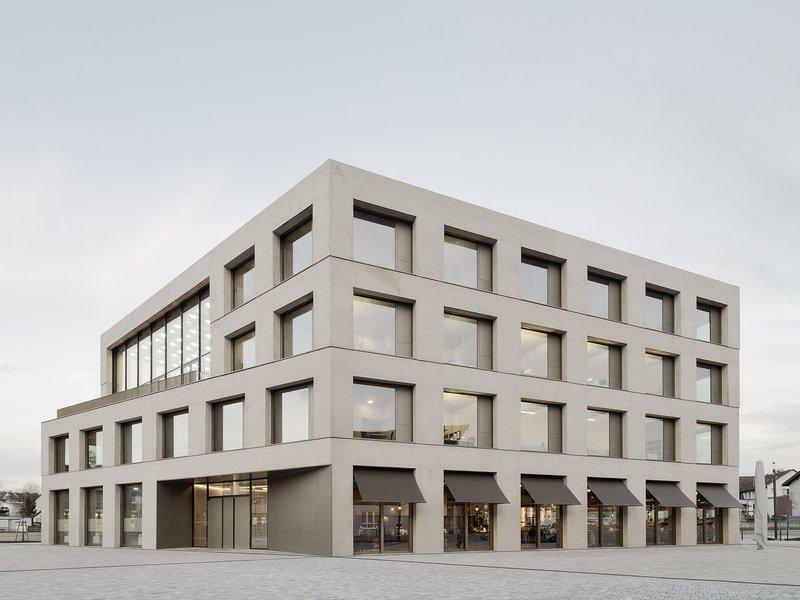 Steimle Architekten: Remchingen town hall - best architects 22