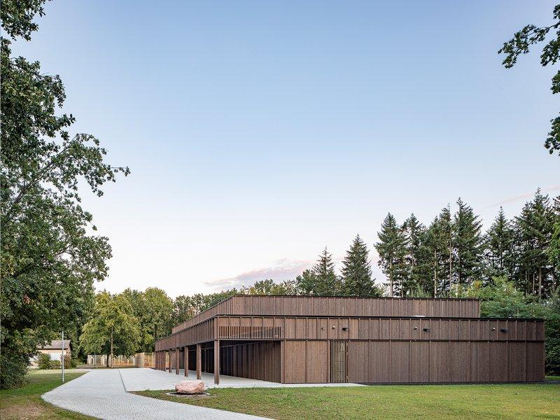 AV1 Architekten: Culture Hall Schaidt of Wörth am Rhein city - best architects 22