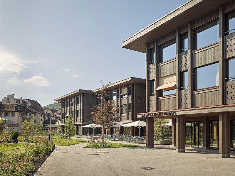 Liechti Graf Zumsteg Architekten: Generation House, Zurzach - best architects 22