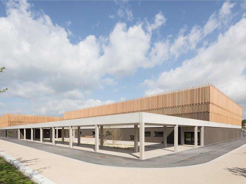 a+r Architekten : Sporthalle+  - best architects 22
