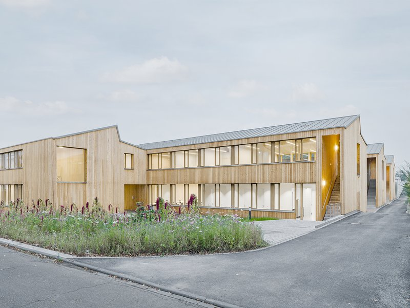 Waechter + Waechter Architekten: WfbM – Workshop for Disabled People and MVZ – Medical Care Centre, Neuwied - best architects 22