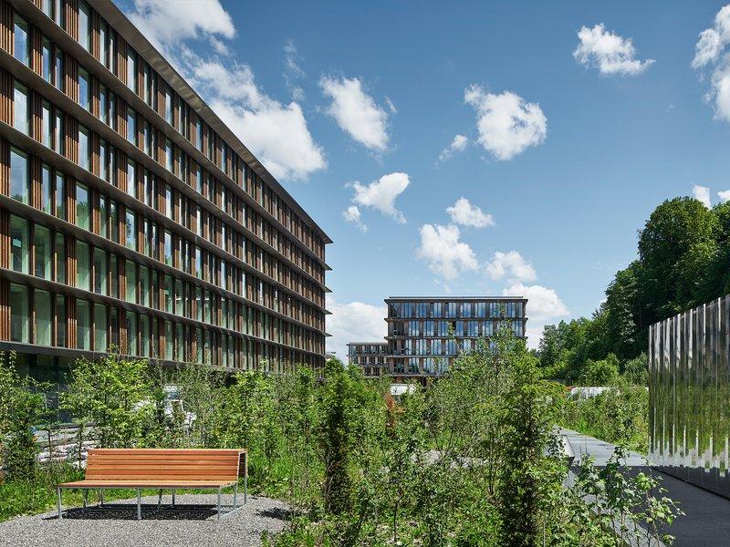 Berrel Kräutler Architekten: Administration building UVEK, Ittigen - best architects 22
