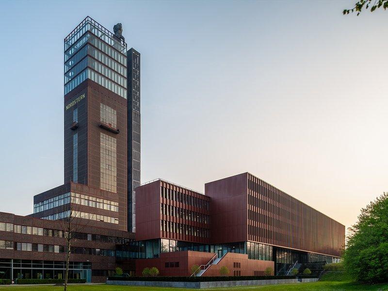 JSWD: Neues Kesselhaus auf dem Nordstern-Campus - best architects 22