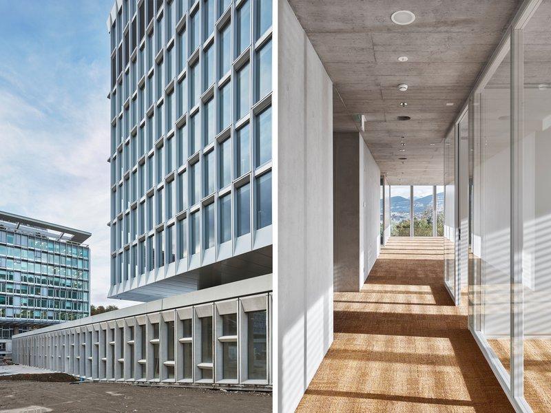 Berrel Kräutler Architekten: Hauptquartier der Weltgesundheitsorganisation - best architects 22