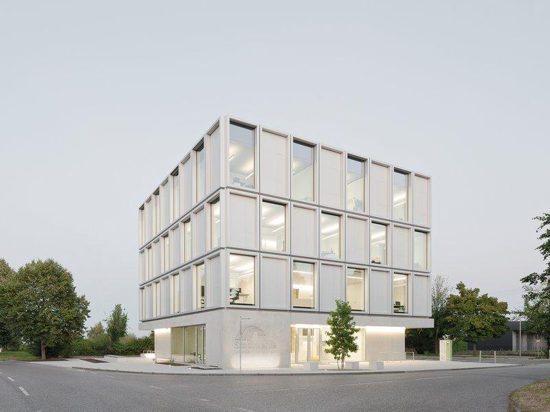 LIMA architekten | Lisa Bogner und Tobias Manzke: New building for Leinfelden-Echterdingen municipal utilities - best architects 22