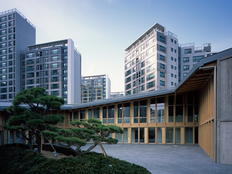 Burckhardt+Partner: New Swiss Embassy, Seoul - best architects 22