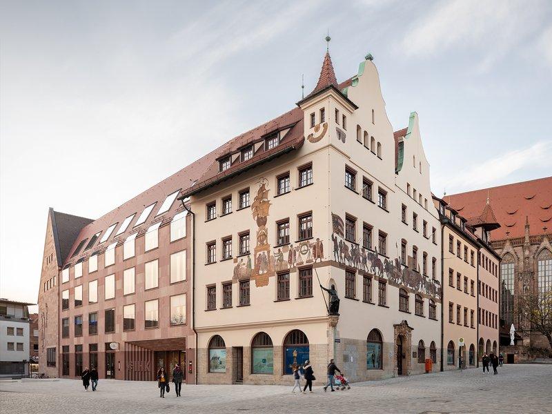 Behles & Jochimsen: Haus der Wirtschaft / IHK Nürnberg für Mittelfranken - best architects 22