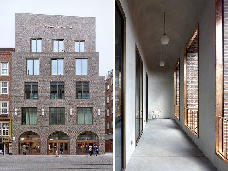 Felgendreher Olfs Köchling Architekten: Johann Jacobs Haus - best architects 22