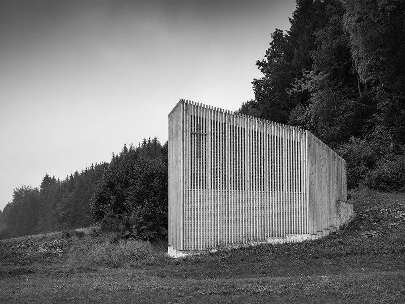 LP architektur : Resurrection Chapel - best architects 22