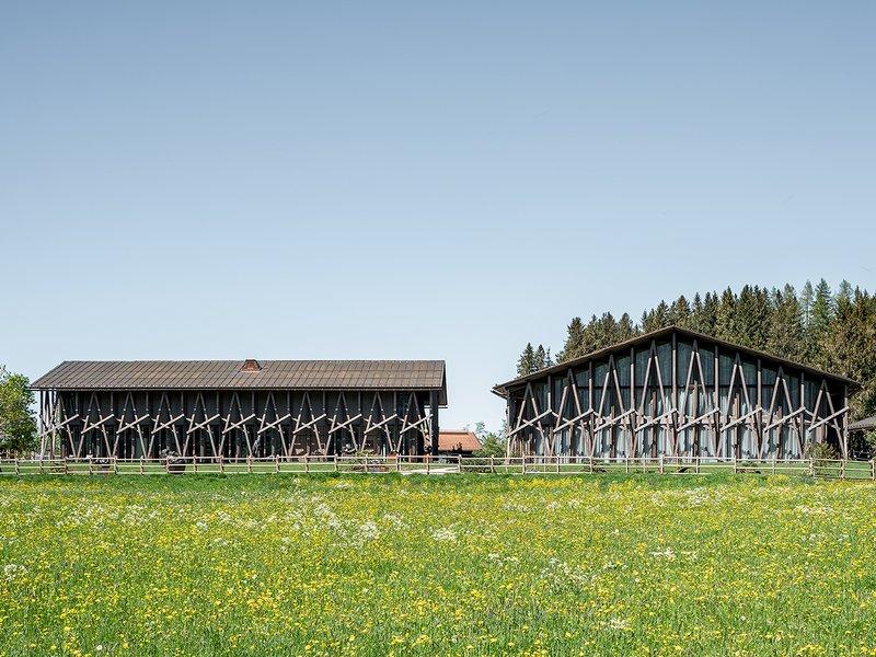Wild Bär Heule Architekten: Innovation Centre Unterammergau - best architects 22
