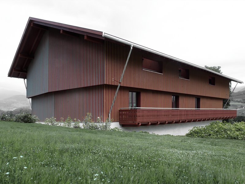 bergmeisterwolf architekten: Villa Mayr - best architects 22